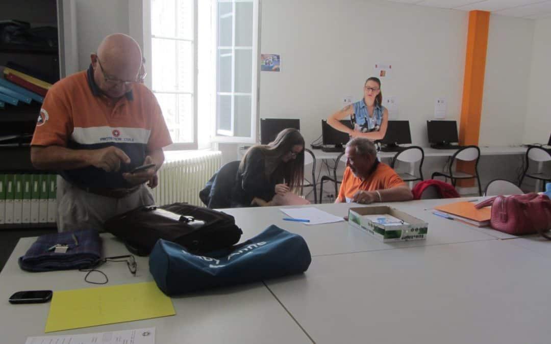 Formation aux gestes qui sauvent – Sessions PSC1