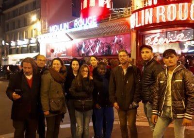 Projet Boucler son Budget, Visite de Paris | Actu