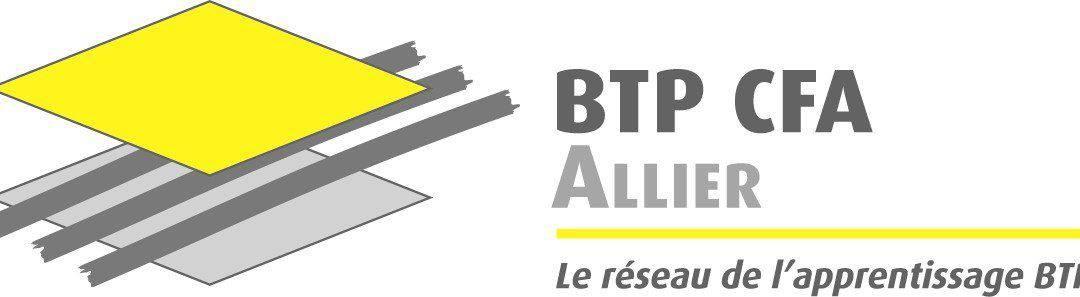 Déménagement de l'Antenne de Vichy au CFA du Bâtiment