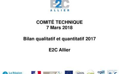 Comité Technique du 7 mars 2018