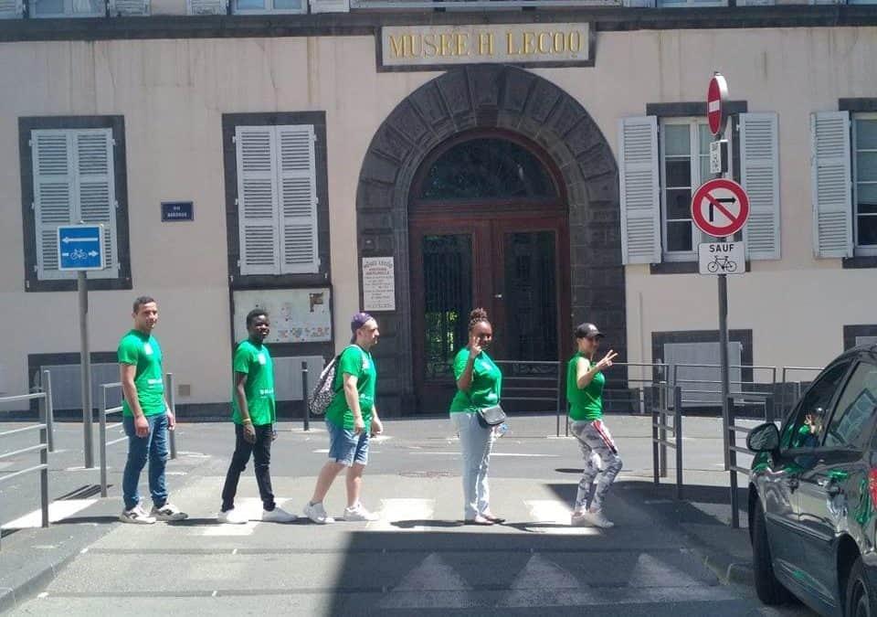 Participation aux rencontres sportives et culturelles de la région AURA