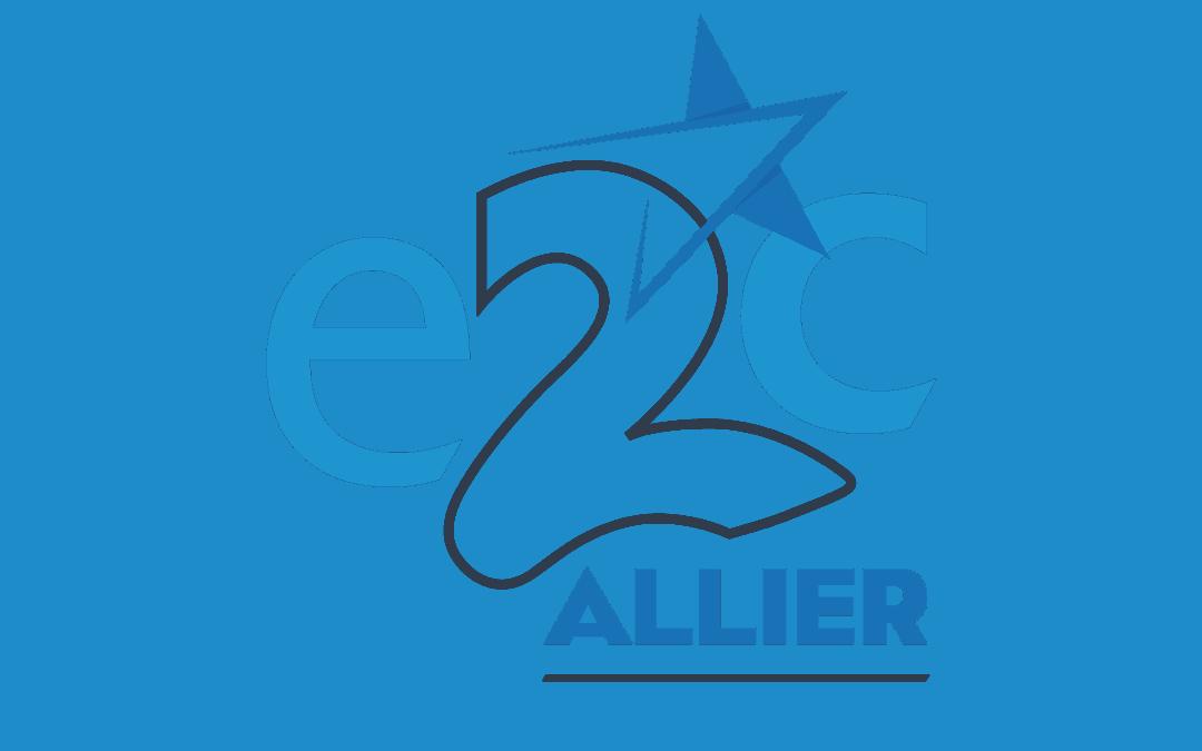 Nouveau logo pour l'E2C Allier !