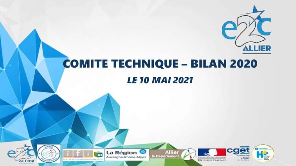 thumbnail of Comité technique